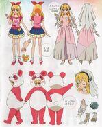 Ichigo special outfits
