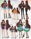 Ran outfits 1