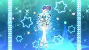 Aikatsu aoi's futuringgirl pose