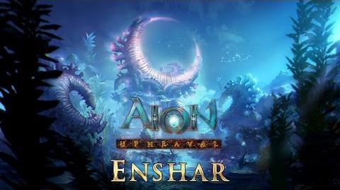 Aion- Upheaval - Enshar Flythrough