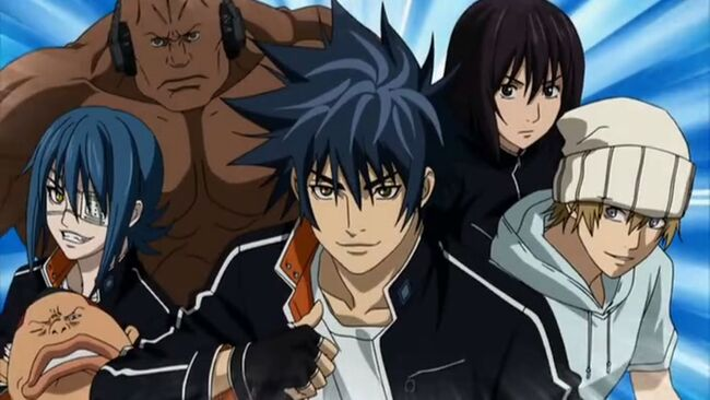 Air Gear Fanon