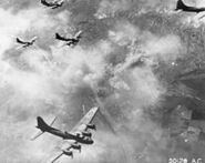 220px-B-17F formation over Schweinfurt, Germany, August 17, 1943