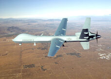 800px-MQ-9 Reaper in flight 2