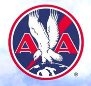 Logo american airlines 1934