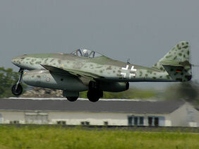 ME 262 replica