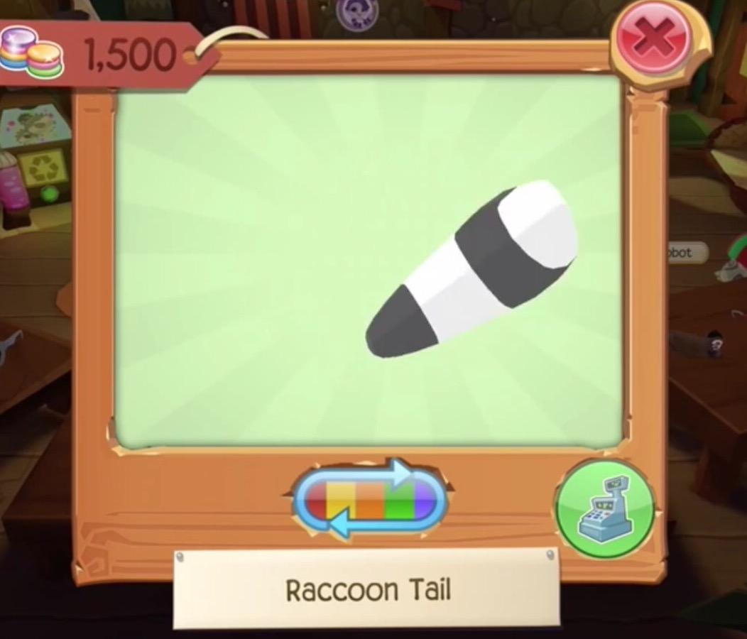 Raccoon Tail Play Wild Wiki Fandom Powered By Wikia