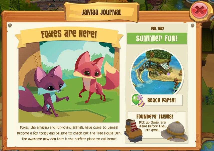 Category Jamaa Journal Play Wild Wiki Fandom Powered