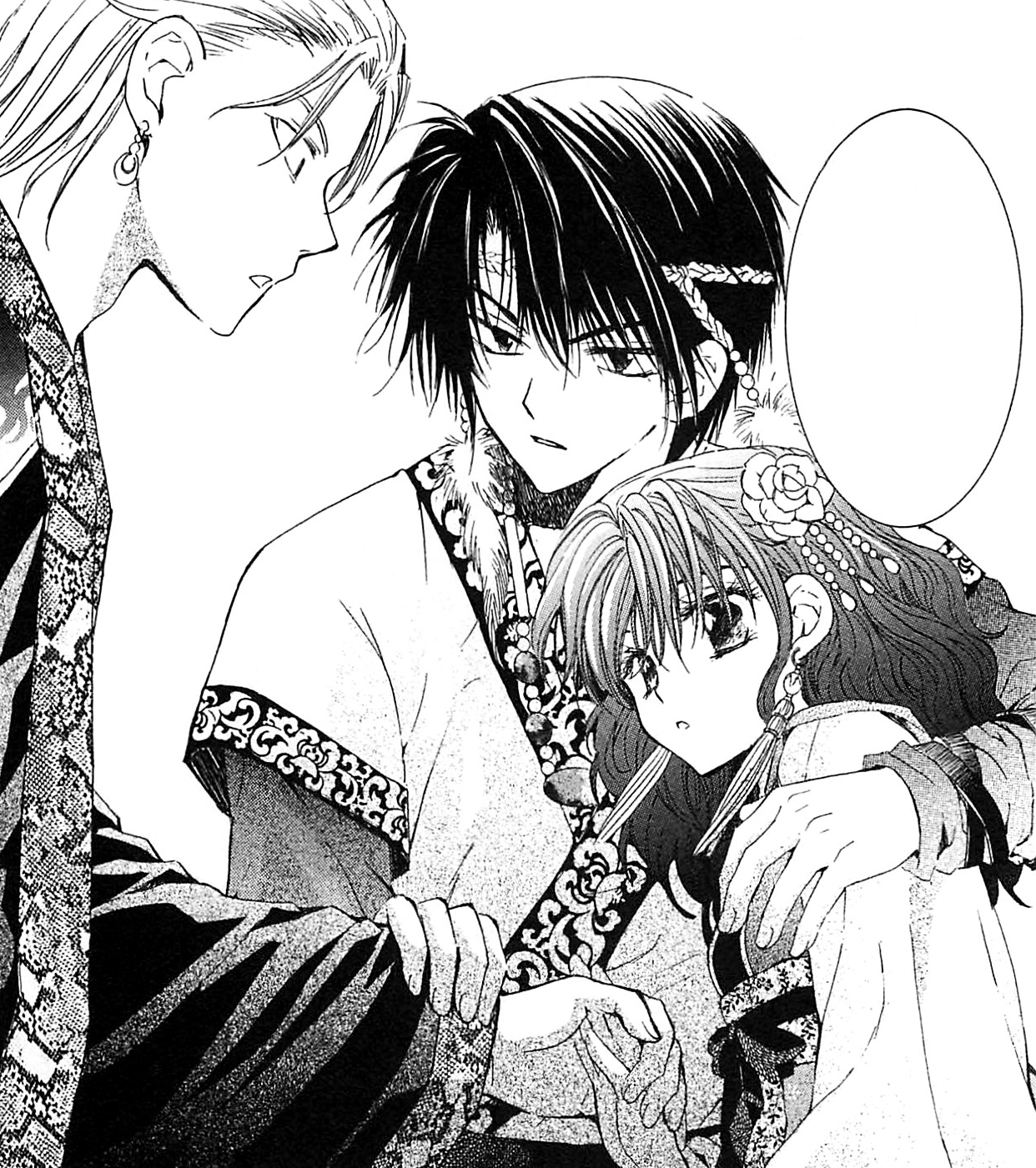 Warriors Of The Dawn Synopsis: Image - Hak Stops Tae-Jun's Advances.png