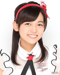 NGT48 Nakamura Ayuka 2015