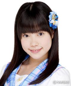 NMB48 SasakiNanami 2012