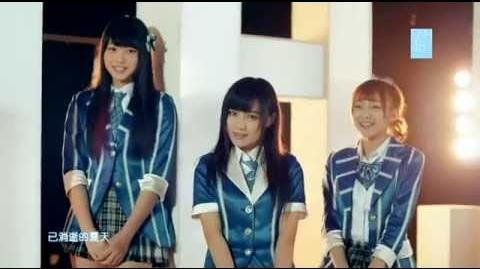 SNH48 《黑白格子裙》 (ギンガムチェック) MV