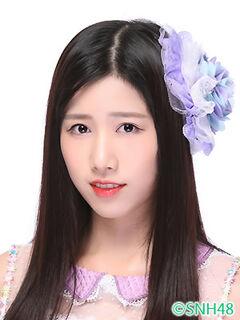 SNH48 Song YuShan 2016