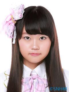 SNH48 Zhou ShuYan 2014