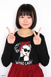 SKE48 Uchida Mian Audition
