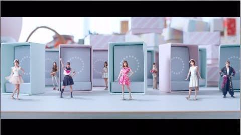 【MV】君は気まぐれ ダイジェスト映像 AKB48 公式