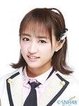 SNH48 Huang TingTing 2015
