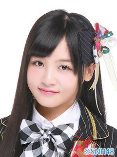 SNH48 Zeng YanFen 2014