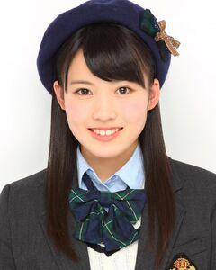 AKB48 Okabe Rin 2015
