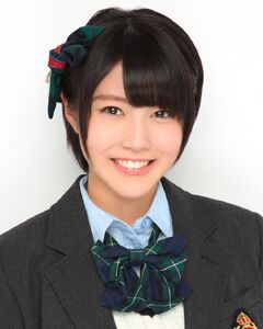 AKB48 Mogi Kasumi 2015
