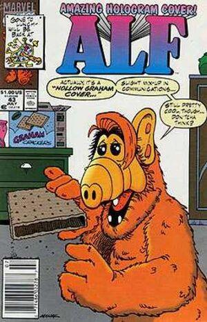 ALF Comic 43