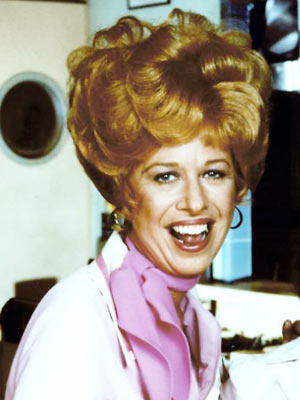 polly holliday age