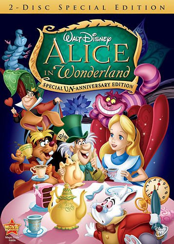 Image result for alice in wonderland 1951