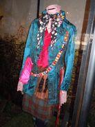 Johnny Depp Mad Hatter movie costume