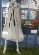 Alice Wonderland movie dress