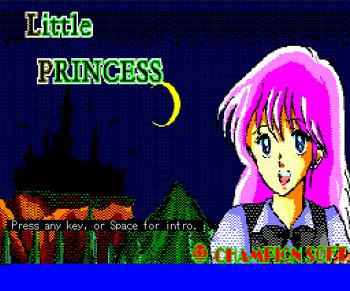 Little Princess 1