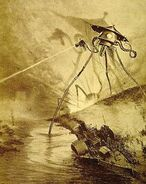 War of the Worlds Tripod