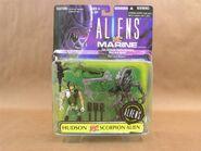 Aliens Hudson VS Scorpion