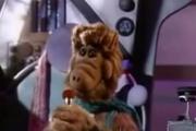 Rhonda on Skip's Spaceship