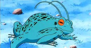 Namekian Frog