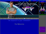 Hayes and the Melnorme (Star Control)