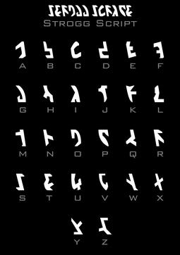 Strogg Script