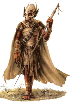 Kaleesh Tribal