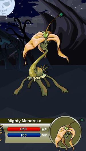 Mighty Mandrake