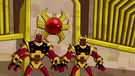 Tetramand Male Guards