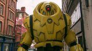 Yellow Automaton