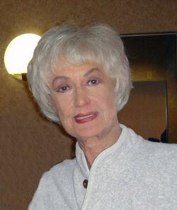 Bea Arthur 2005