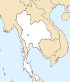 Pseudochelidon sirintarae map.png