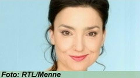 "Tatjana Clasing im Interview (""Alles was zählt"" Simone Steinkamp)"