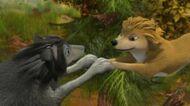 Kate&Humphrey as pups
