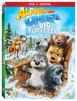 Alpha and Omega: The Big Fureeze (VO)