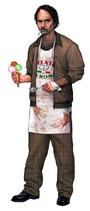 The Gelato Guy Concept Art