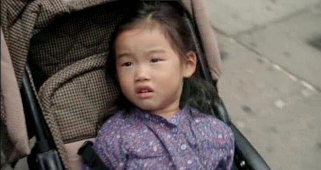 File:Infant Girl in Stroller.jpg