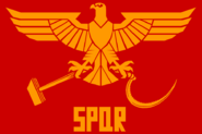 Soviet roman flag by domain of the public-d73cxtz
