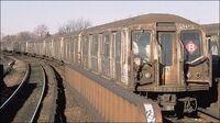 B Train rush