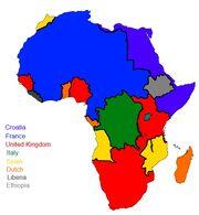 Croatian Africa