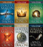 ASOIAF six books
